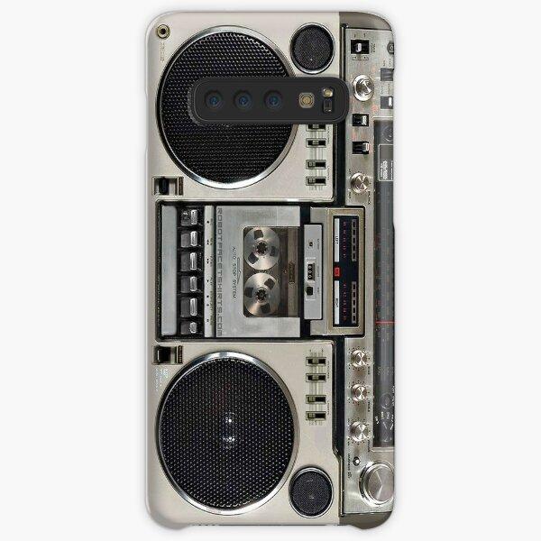 Vintage 80s Boombox Ghettoblaster Samsung Galaxy Snap Case