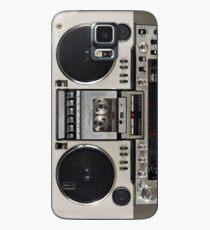 Vintage 80s Boombox Ghettoblaster Case/Skin for Samsung Galaxy