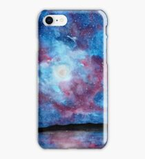 Galaxy Landscape iPhone Case/Skin