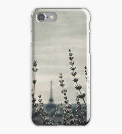 French Lavender III iPhone Case/Skin