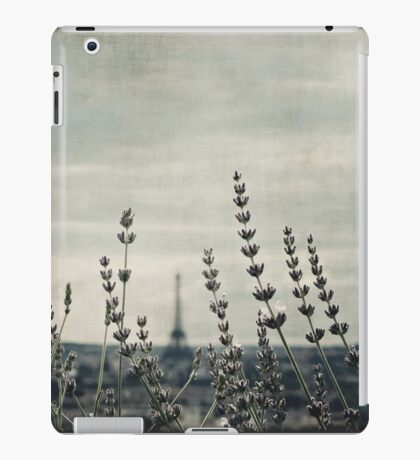 French Lavender III iPad Case/Skin