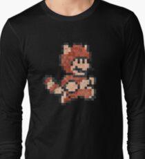 Super Mario Tanooki Vintage Pixels T-Shirt