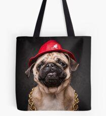 The Pug Life - LL Cool Pug Tote Bag