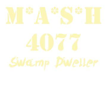 MASH 4077 Swamp Dweller - Pale by Gomisan