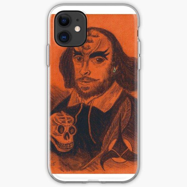Wil'yam Sheq'spir and yorIq iPhone Soft Case