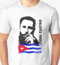 Fidel castro cuba revolution tod gedenken T-Shirt