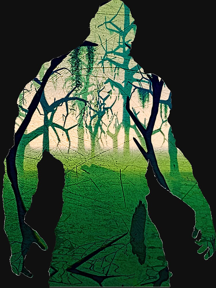 TShirtGifter presents: Swamp Thing | Unisex T-Shirt