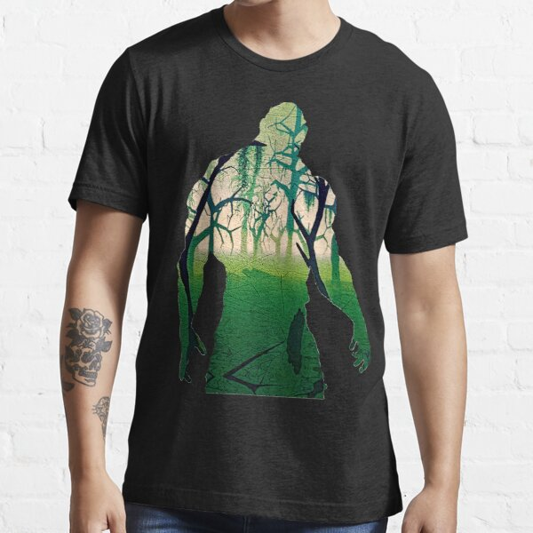 Swamp Thing Essential T-Shirt