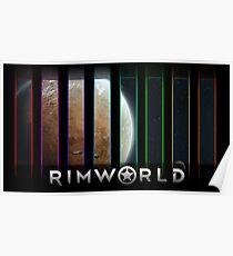 RimWorld Poster