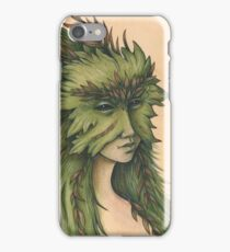 The Green Maid iPhone Case/Skin