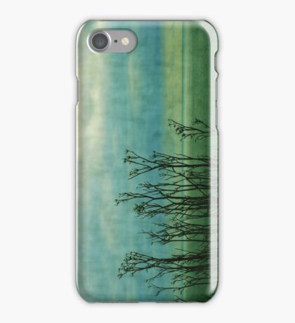 Beyond the shore iPhone Case/Skin