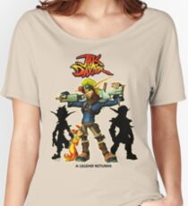 Jak & Daxter Trilogy  Women's Relaxed Fit T-Shirt