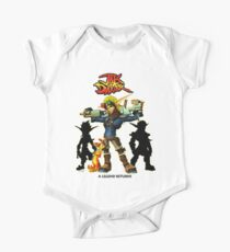 Jak & Daxter Trilogy  One Piece - Short Sleeve