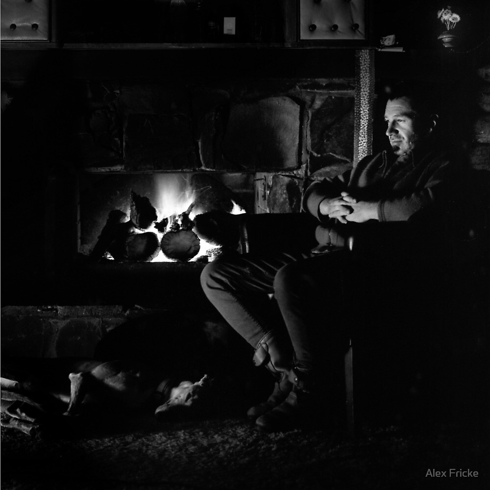 Fireside Meditations  by Alex Fricke