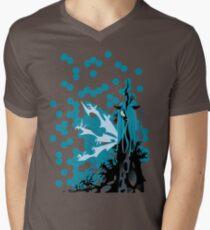 Queen Chrysalis Beehive Men's V-Neck T-Shirt