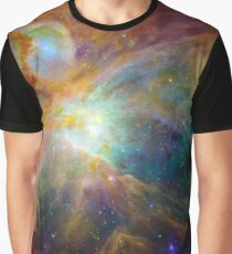 The Orion Nebula Graphic T-Shirt