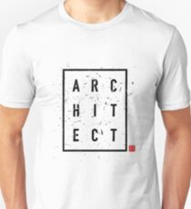 ARCHITECT Unisex T-Shirt