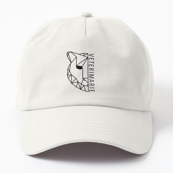 Geometric Mountain Lion Dad Hat