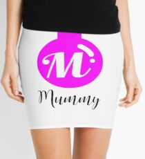 Personalised Bauble Mummy Mini Skirt