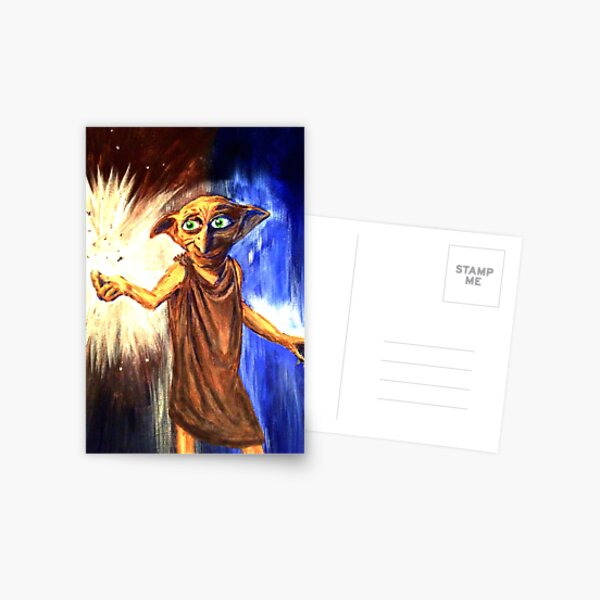 House Elf Postcard