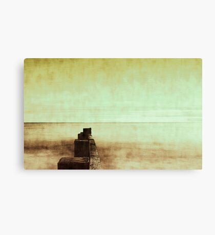 Emptiness Canvas Print