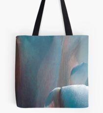 Tulip - blue Tote Bag