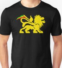 Lion Rasta Man Unisex T-Shirt