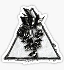 ZICO x DEAN x CRUSH - Bermuda Triangle Sticker