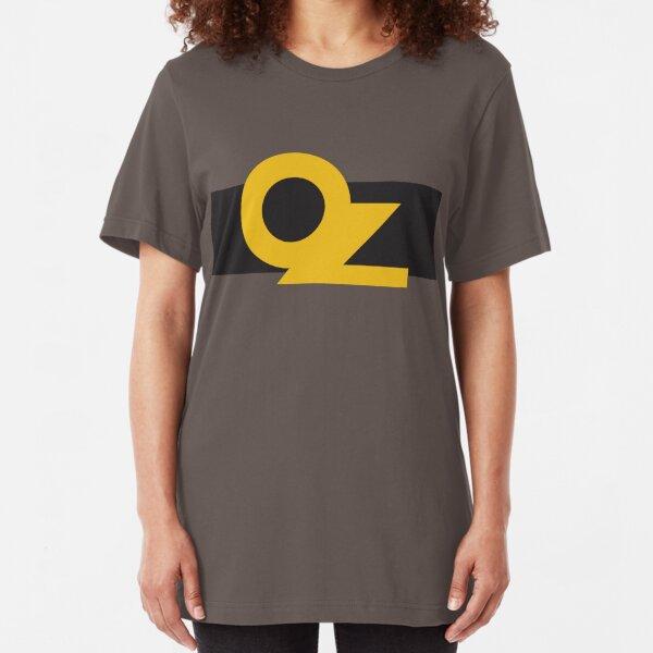 Athletic Grey XX-Large Qom City Vintage T-shirt