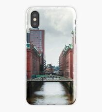 hamburg hafencity 01 iPhone Case