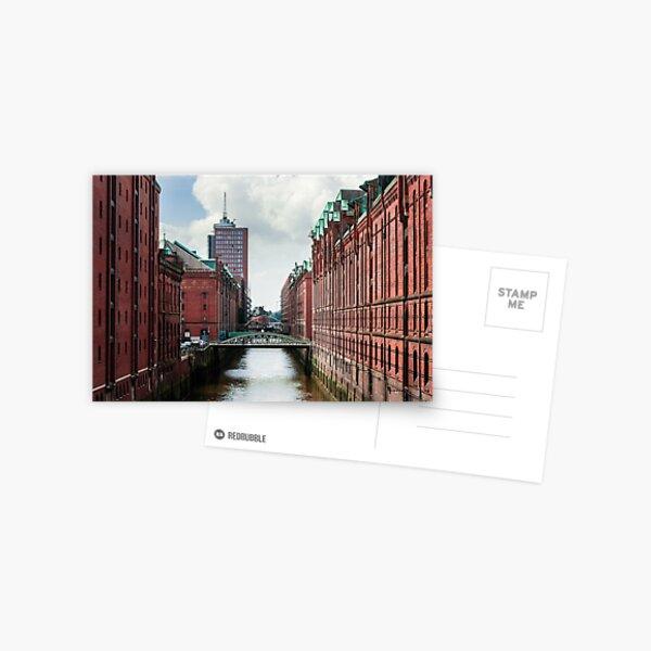 hamburg hafencity 01 Postcard