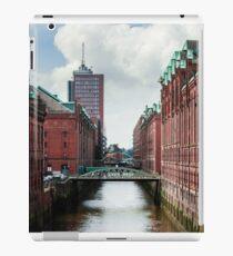 hamburg hafencity 01 iPad Case/Skin