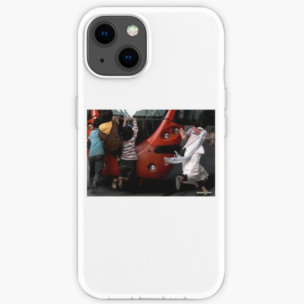 Seconds of Freedom iPhone Soft Case