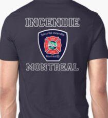 Incendie Montréal Unisex T-Shirt
