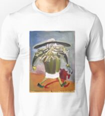 Estrella del arte conceptual 2 por Diego Manuel T-Shirt