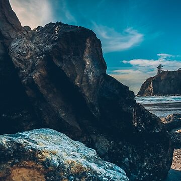Ruby Beach, WA by markbot