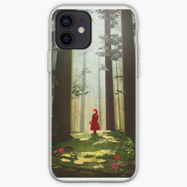 Little Red Riding iPhone Soft Case