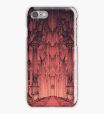 The Gates of Barad Dûr iPhone Case/Skin