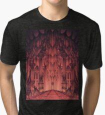 The Gates of Barad Dûr Tri-blend T-Shirt