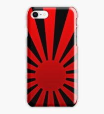 Rising Sun (2) iPhone Case/Skin