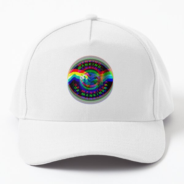 Mankind...or Mankinds? (Dimensions) Baseball Cap