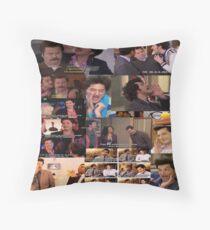 Jean Ralphio Throw Pillow