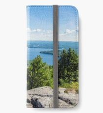 Idyllic Lake Winnipesaukee iPhone Wallet/Case/Skin