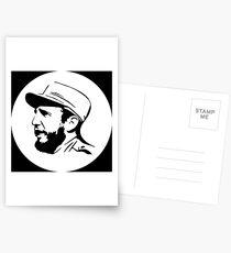 Fidel Castro Postcards