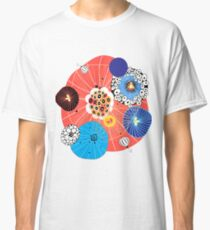 Abstract fantasy pattern Classic T-Shirt