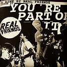 Real Friends zine by jperk