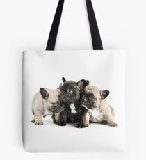 Frenchie Pals Tote Bag