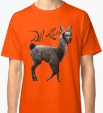Dali Llama Classic T-Shirt