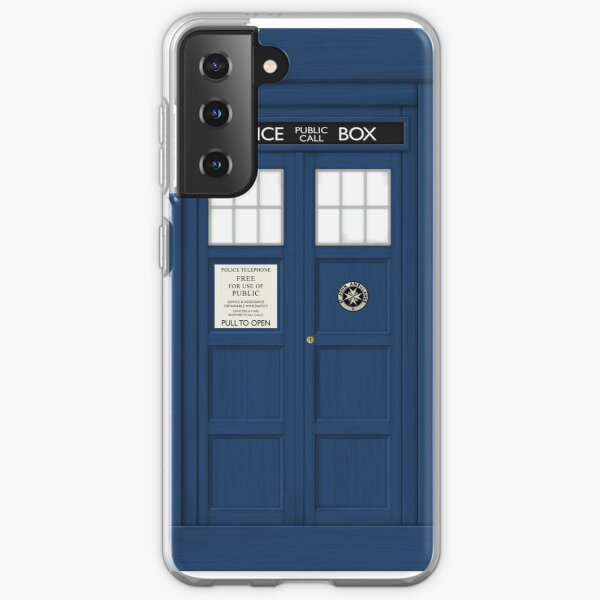 Who's Calling - Galaxy Edition Samsung Galaxy Soft Case