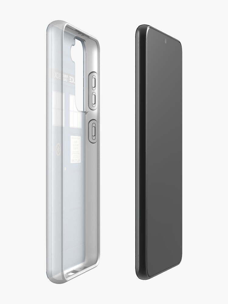 Alternate view of Who's Calling - Galaxy Edition Case & Skin for Samsung Galaxy
